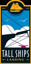 Tall Ships Landing Logo