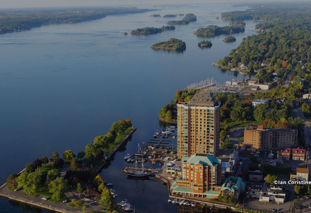 Brockville and the Thousand Islands