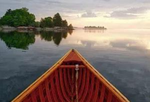 canoe art